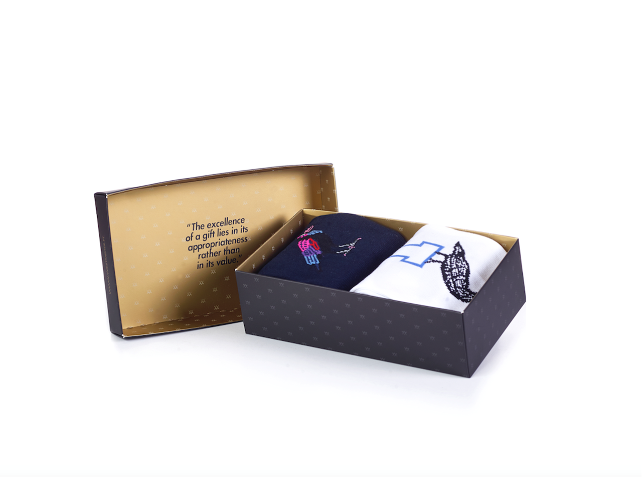Picture of GIFT BOX NG x WM 2 PAIRS