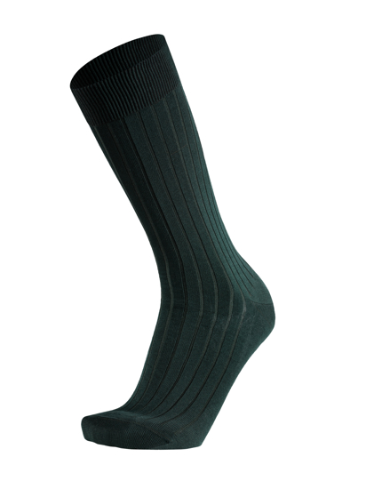 Picture of CANALÉ DARK GREEN FIL D'ECOSSE
