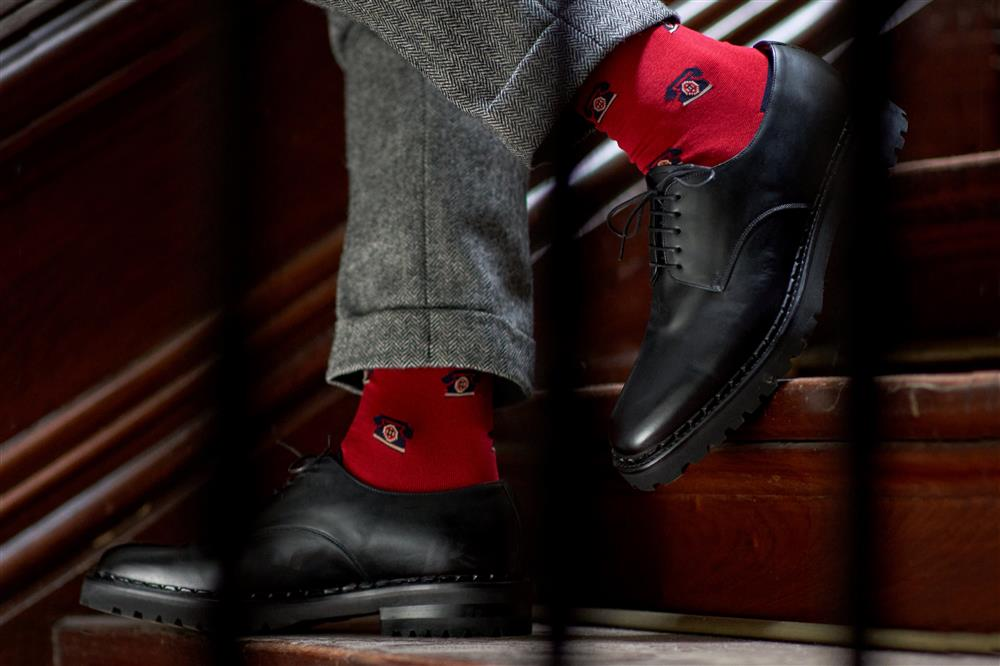 The Best Socks for Men, According to the most Stylish (and Active) Gentlemen